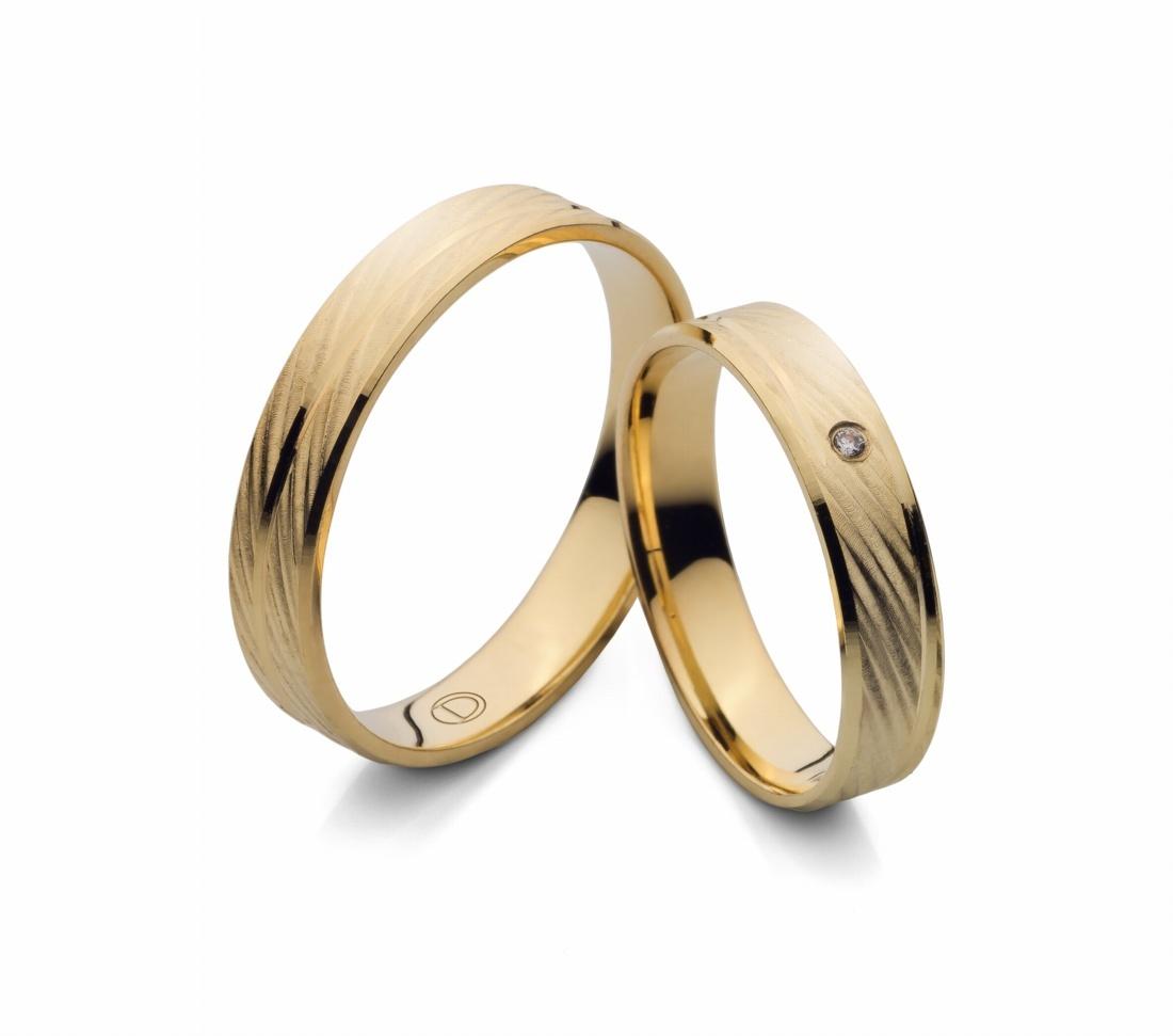 snubní prsteny 4097