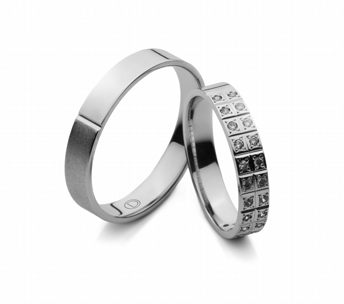 snubní prsteny 4100