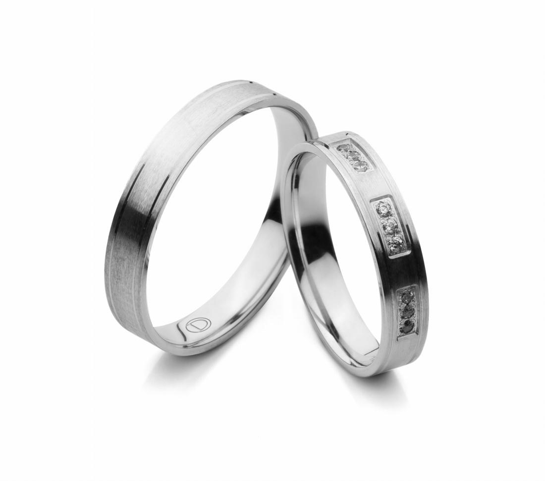 snubní prsteny 4108
