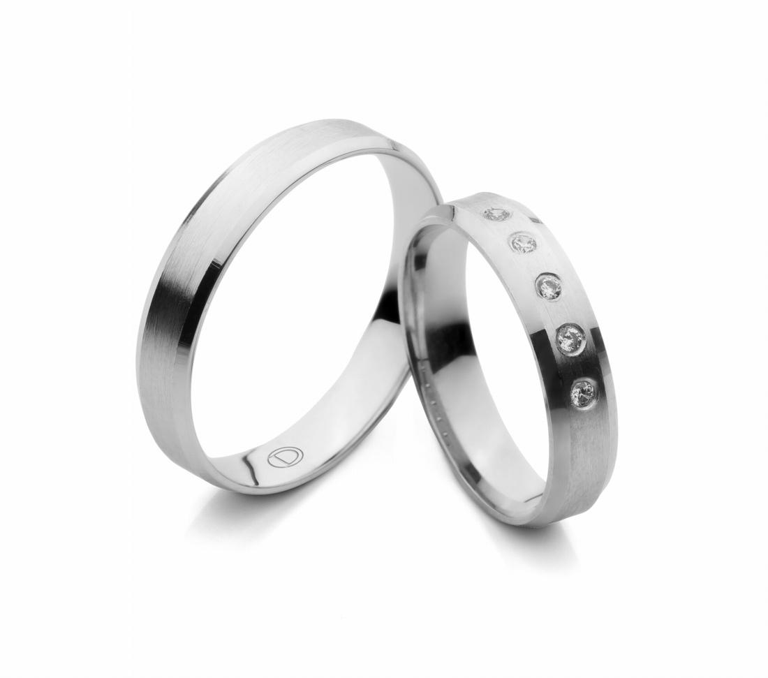 snubní prsteny 4128