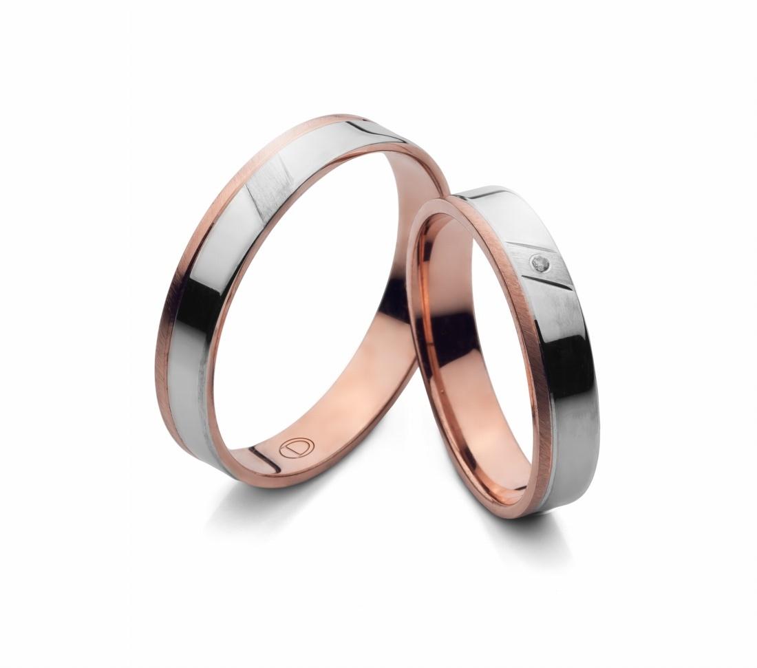 snubní prsteny 4025