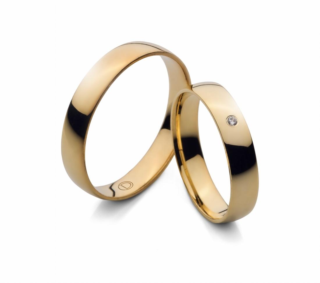 snubní prsteny 4092