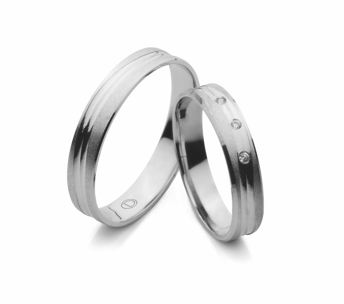 snubní prsteny 4086