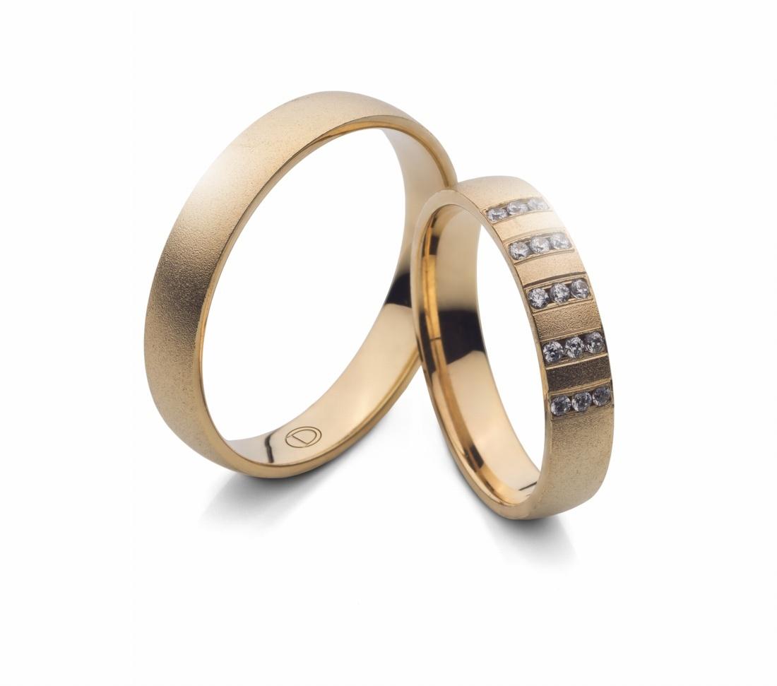 snubní prsteny 4041