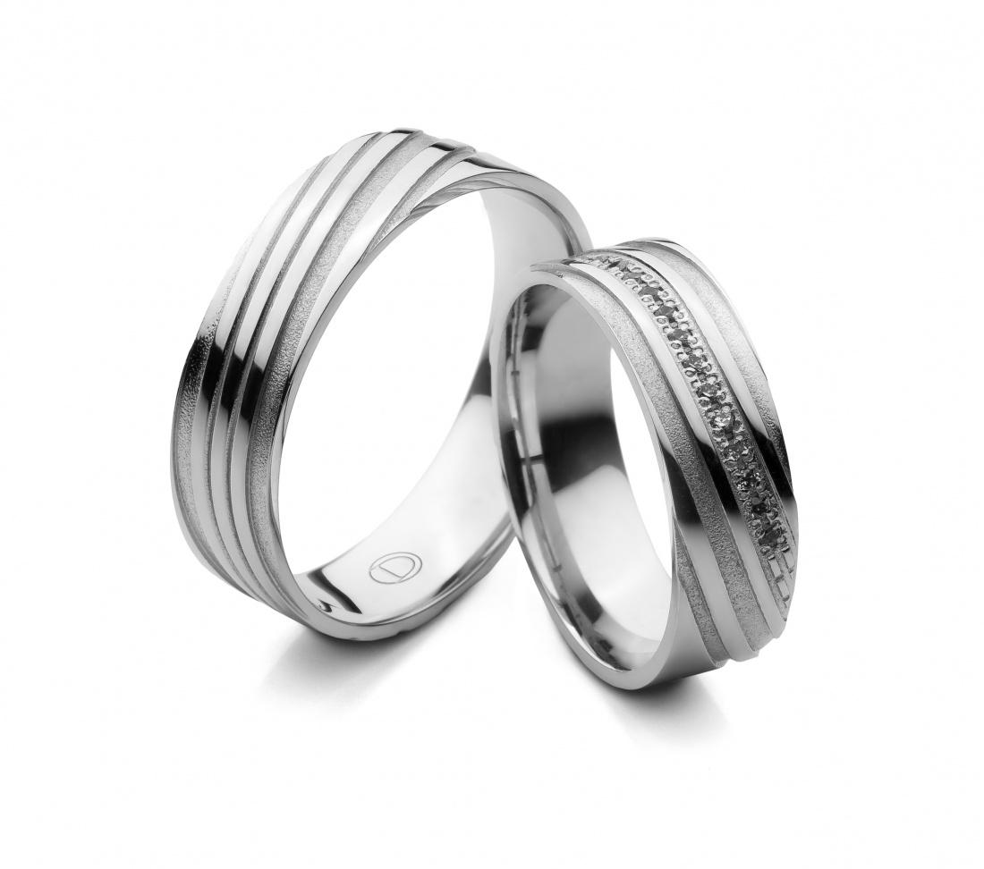 snubní prsteny 6412