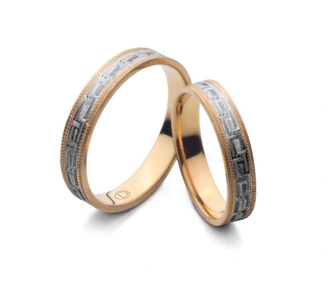 snubní prsteny 4122
