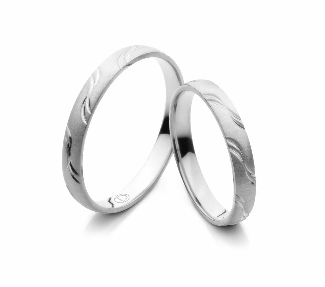 snubní prsteny 304