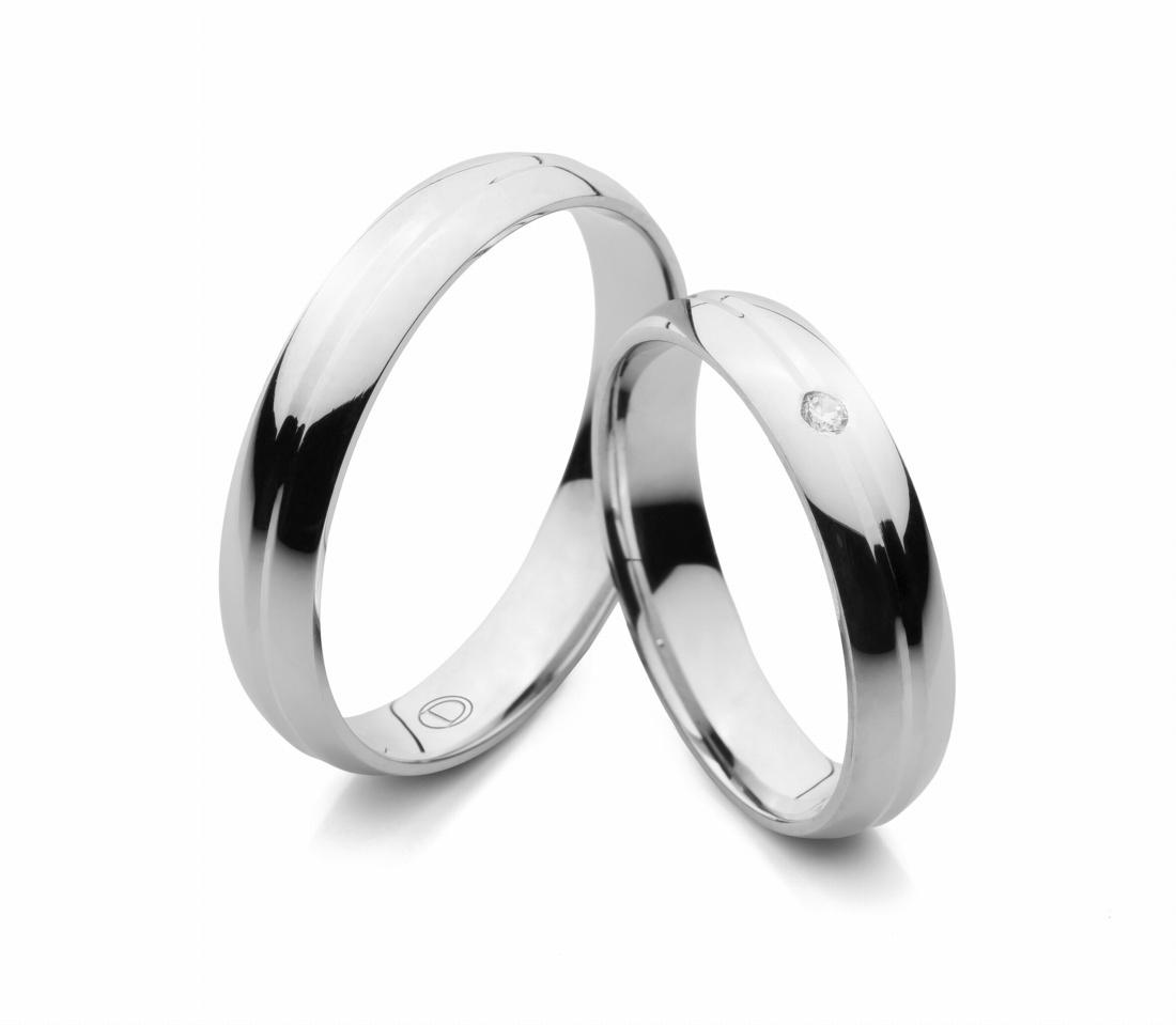 snubní prsteny 4066