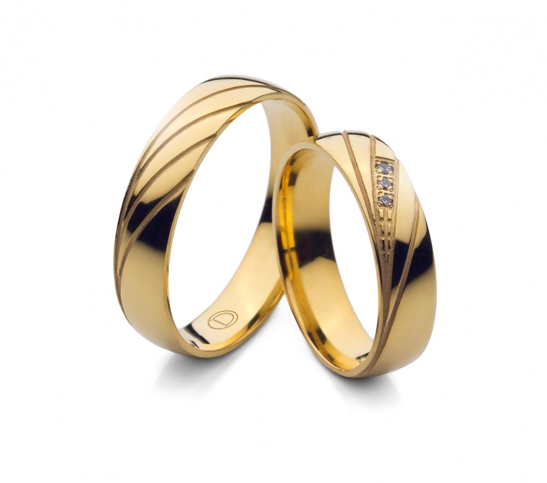 snubní prsteny 1401