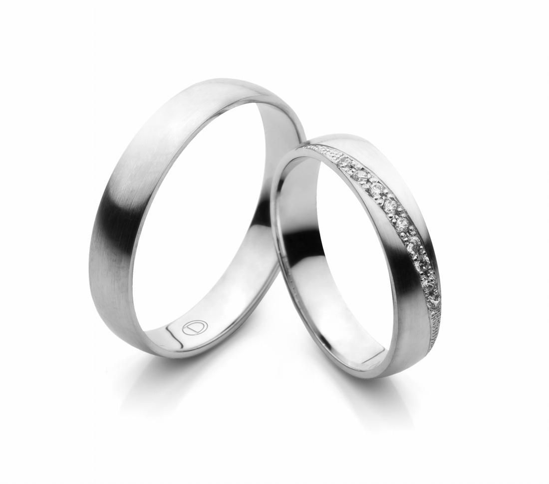 snubní prsteny 4087
