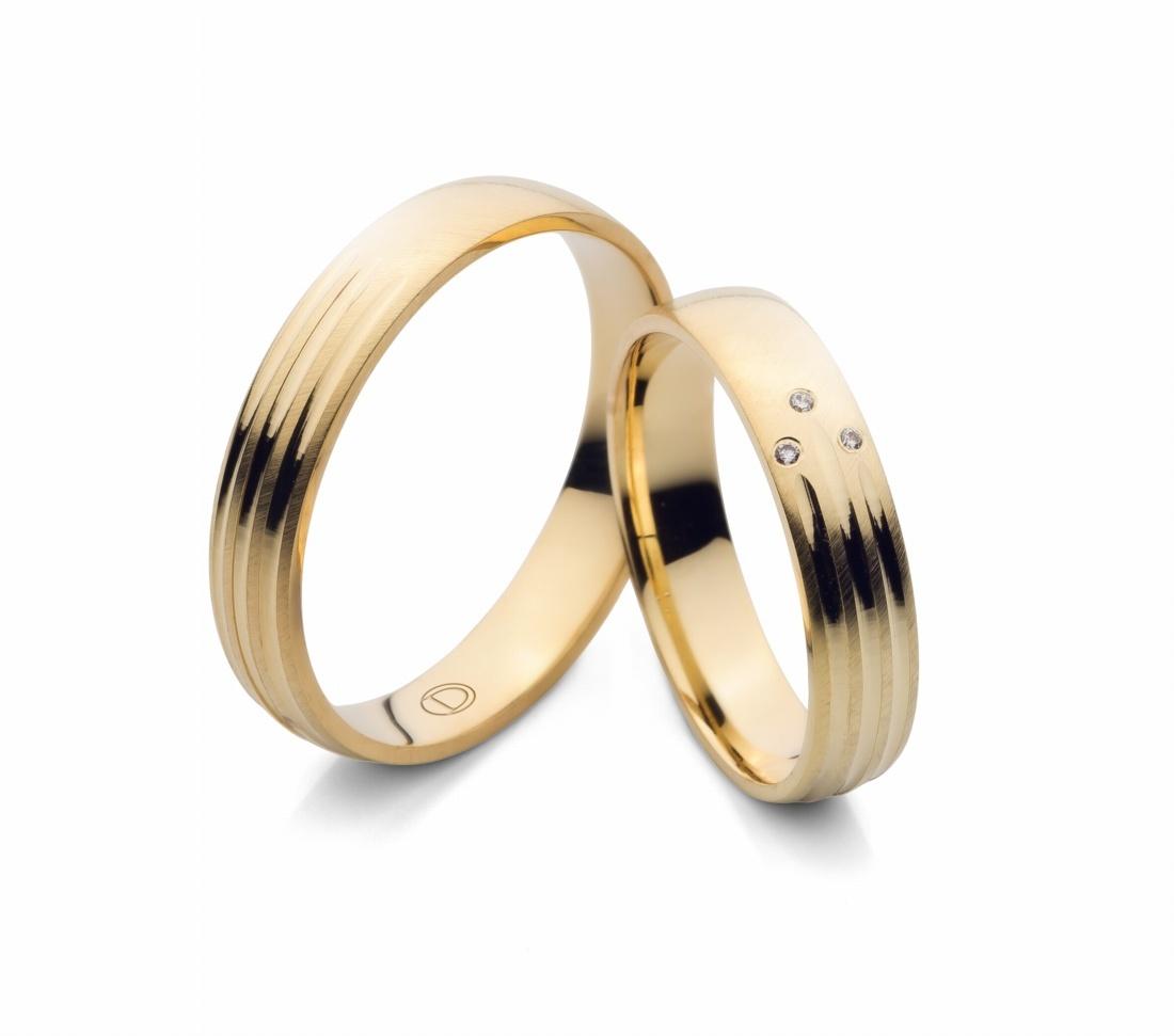 snubní prsteny 4074