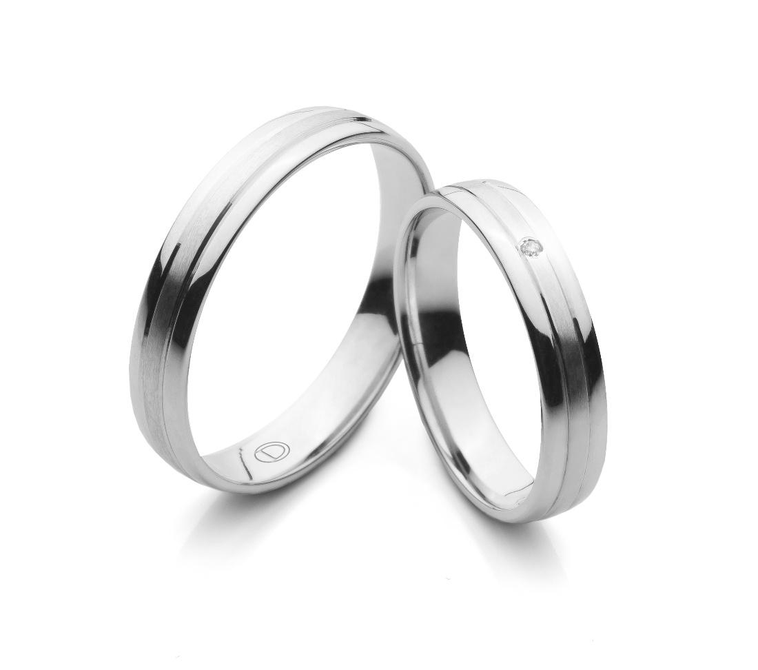 snubní prsteny 4111