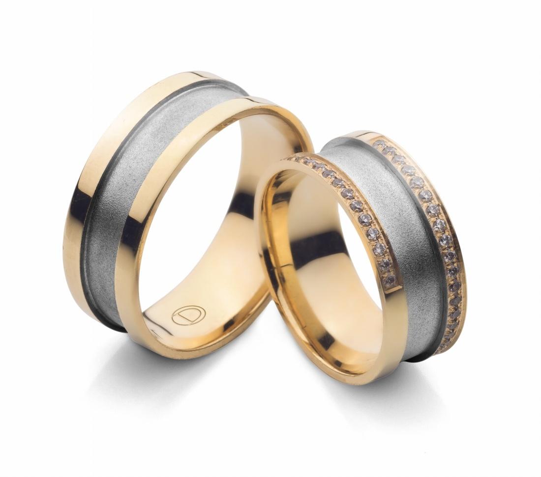 snubní prsteny 8013