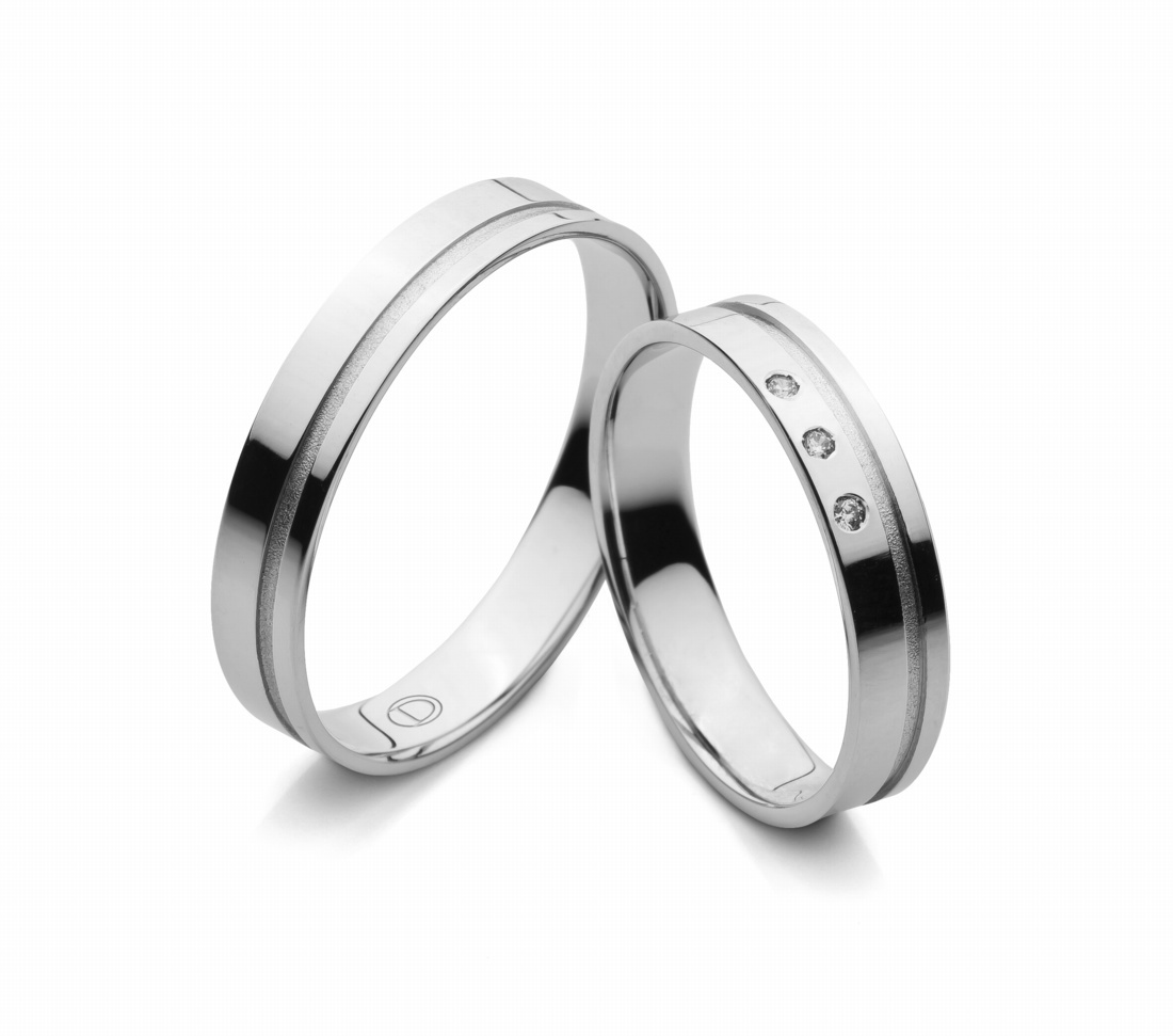snubní prsteny 4034