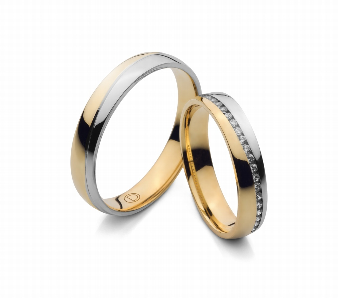 snubní prsteny 4084