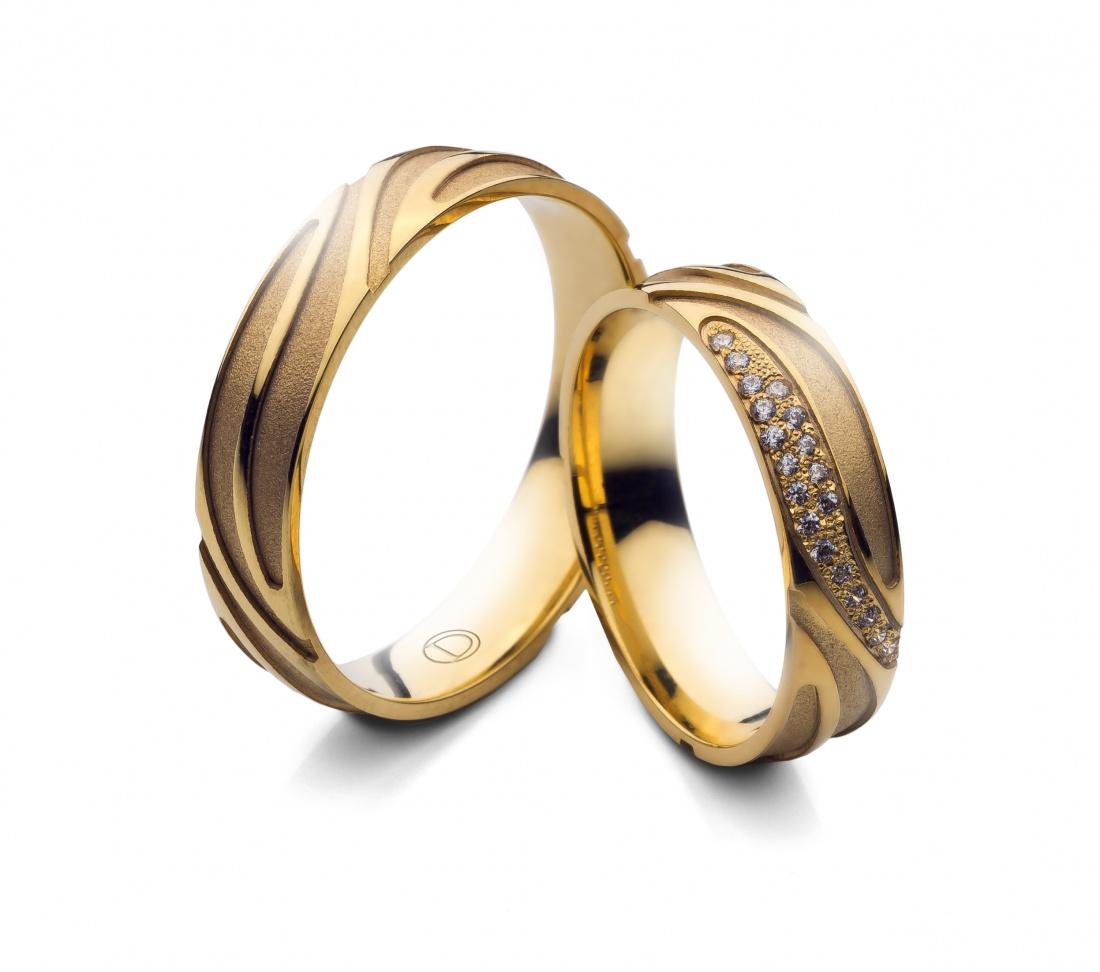 snubní prsteny 1400