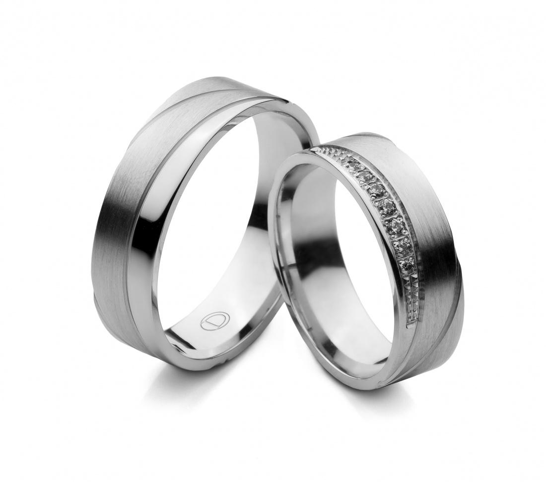 snubní prsteny 6417