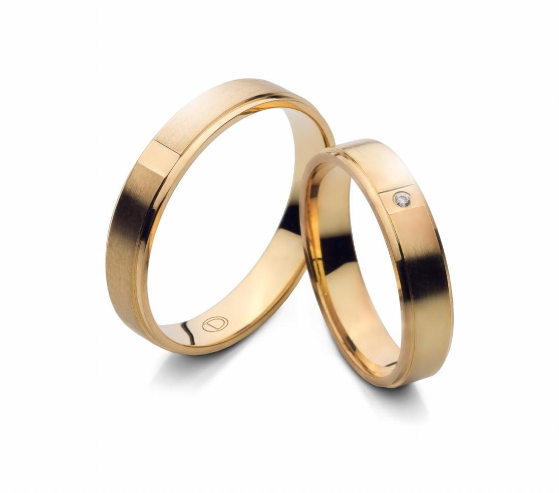 snubní prsteny 4121