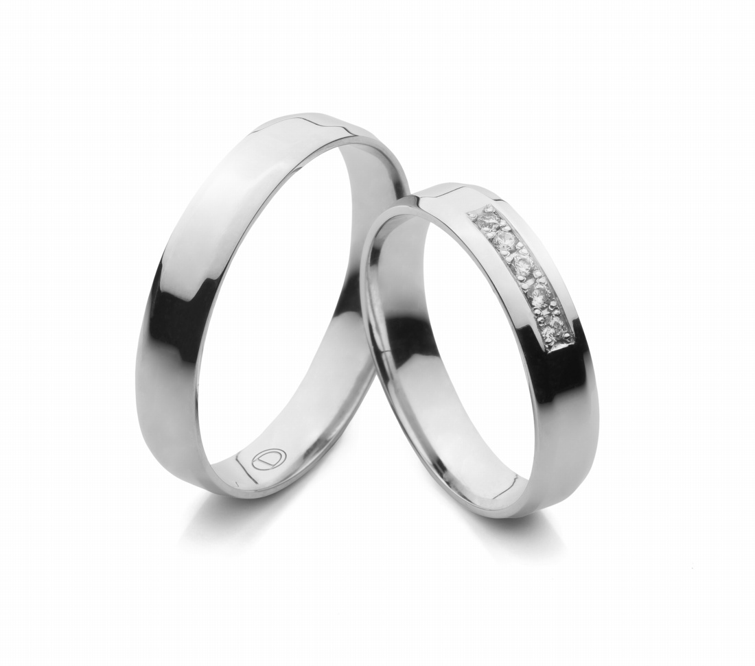snubní prsteny 4076