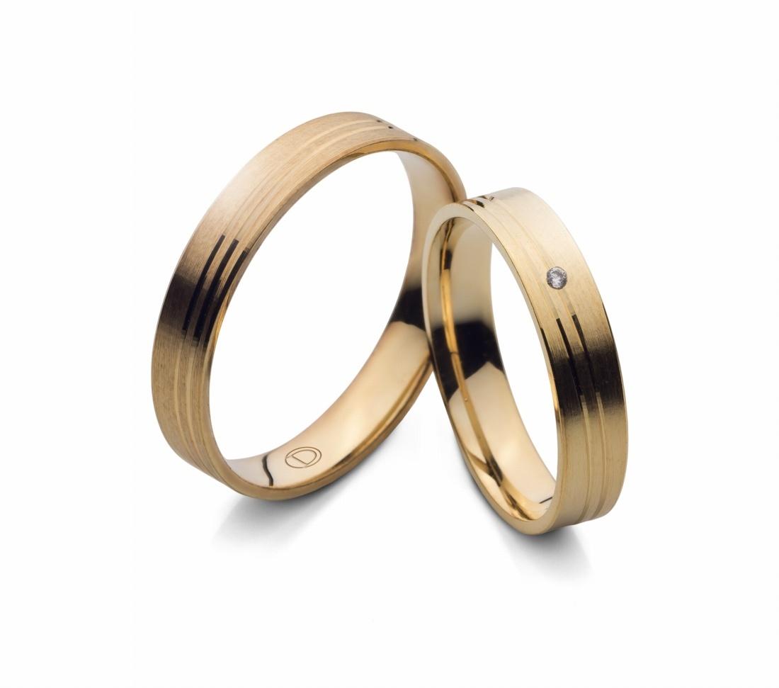 snubní prsteny 4036