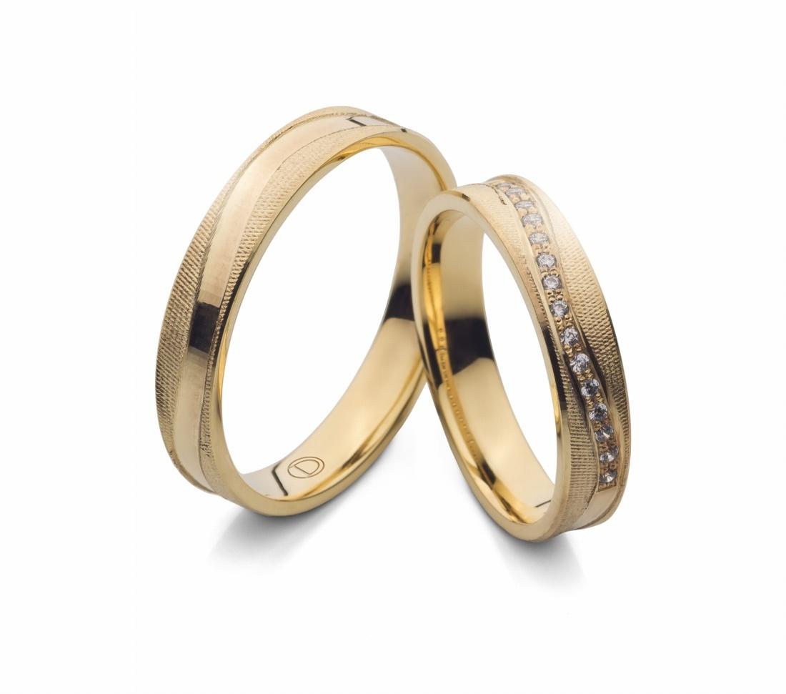 snubní prsteny 4014