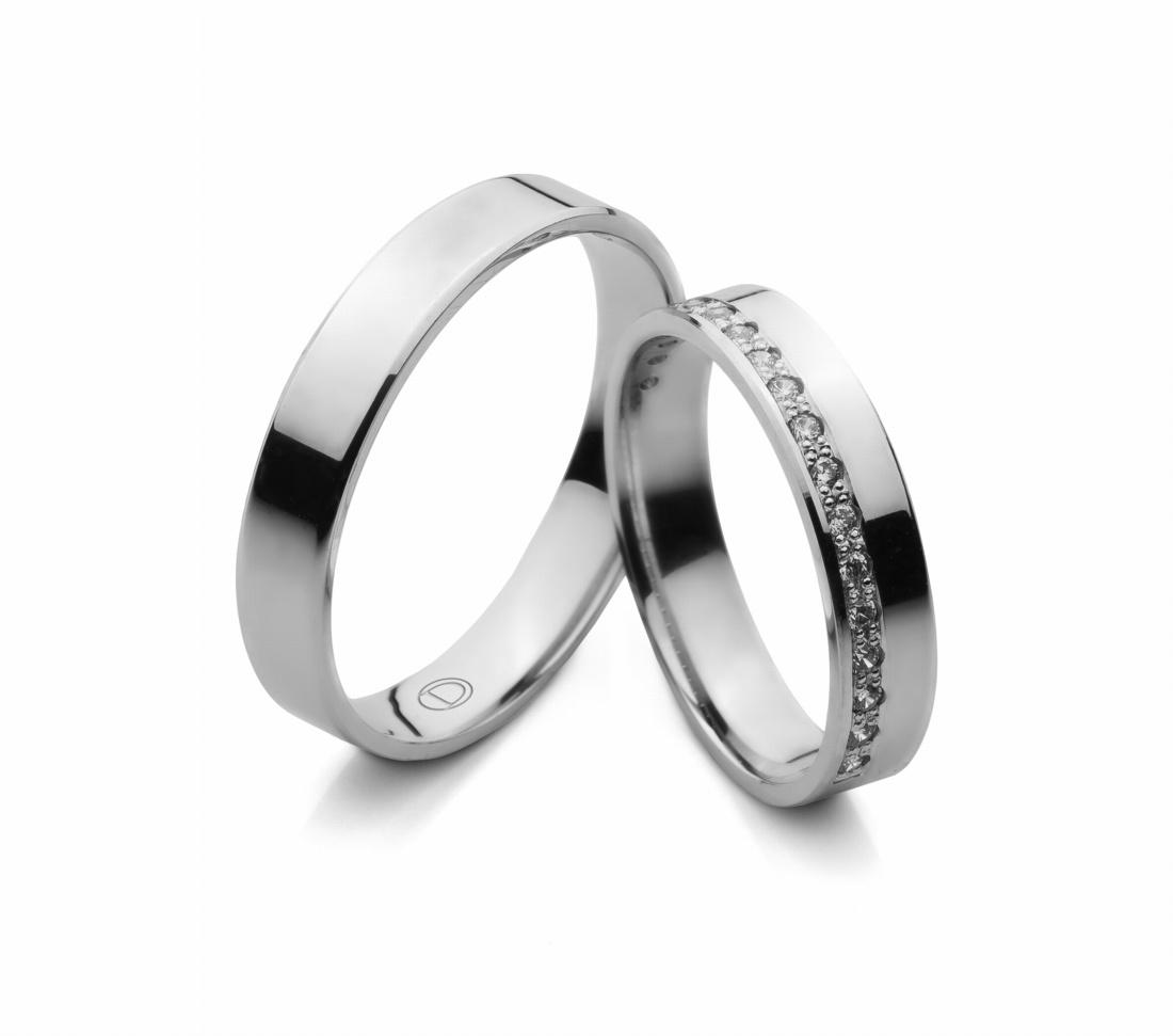 snubní prsteny 4079