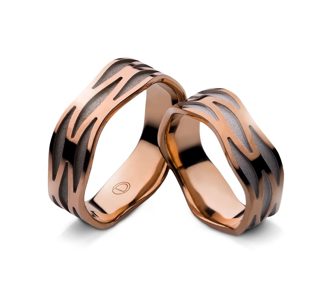 snubní prsteny 7116