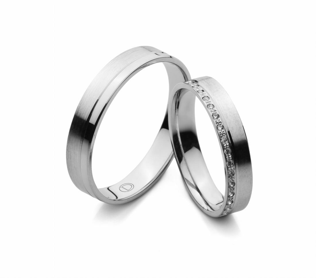 snubní prsteny 4083