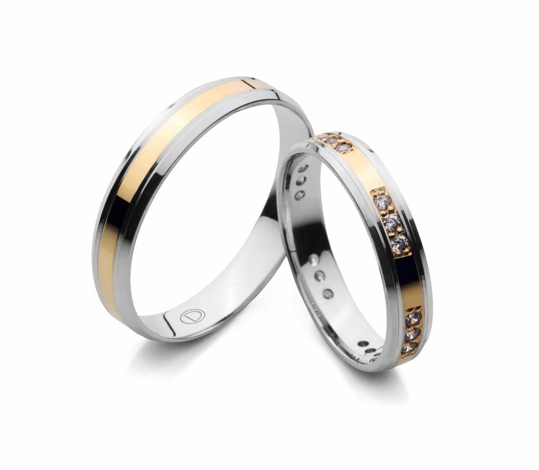 snubní prsteny 4059