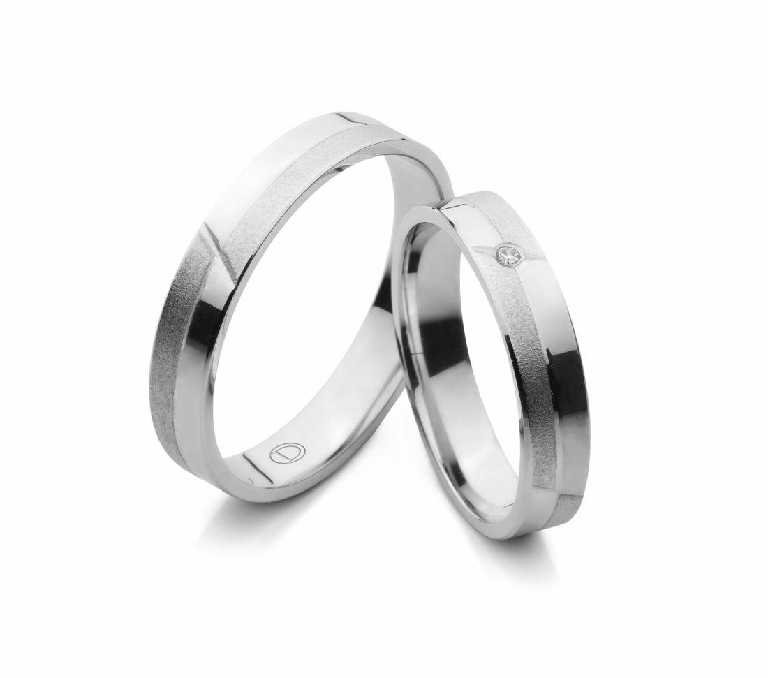 snubní prsteny 4093