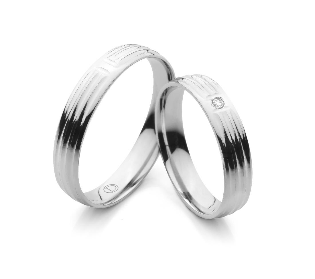 snubní prsteny 4115