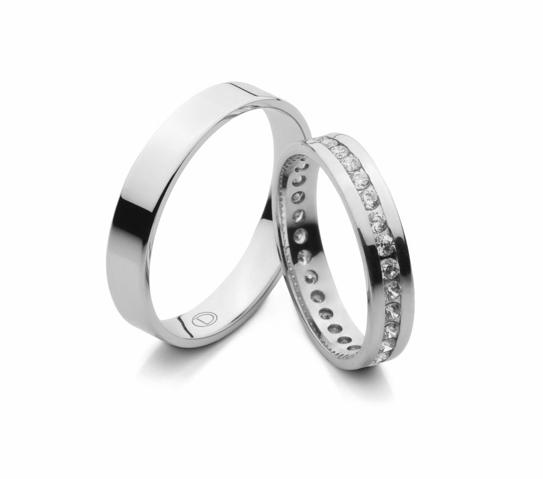 snubní prsteny 4099