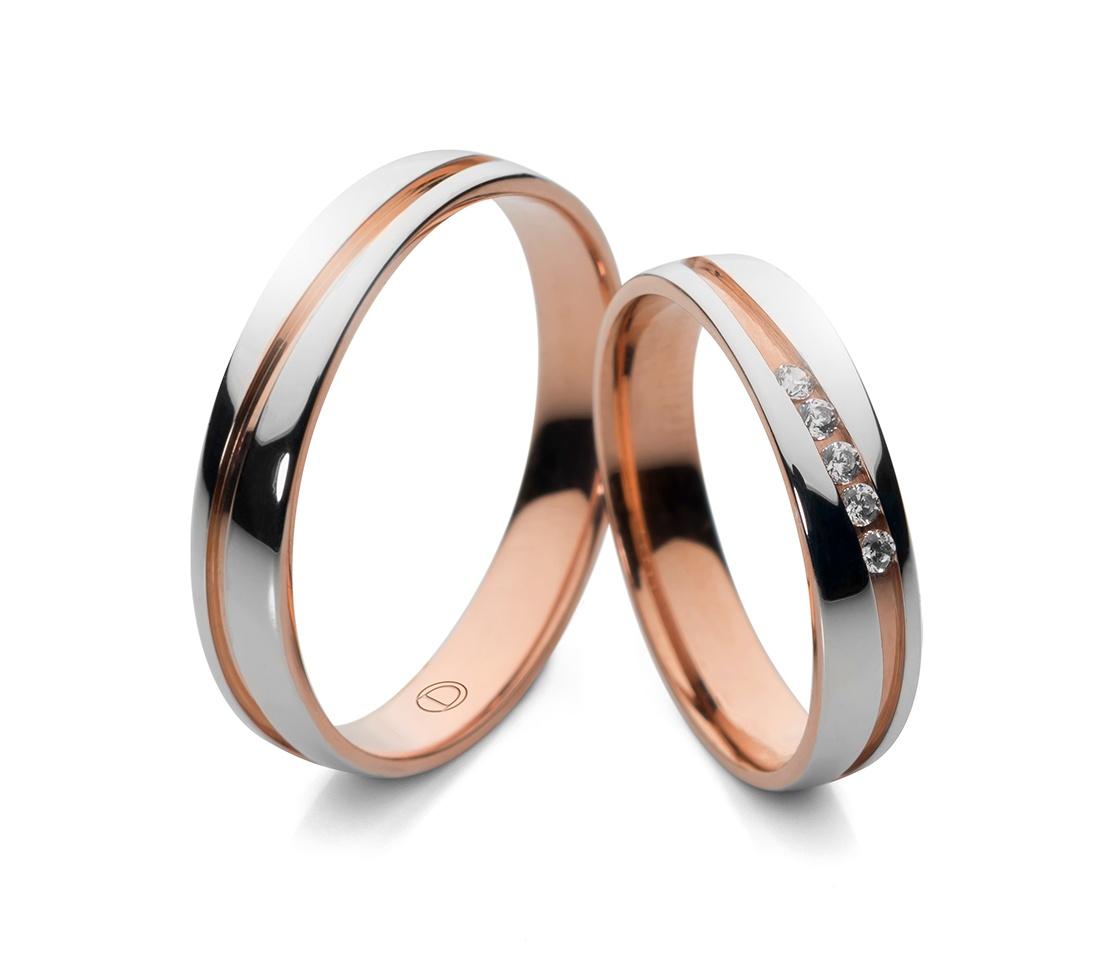 snubní prsteny 4202