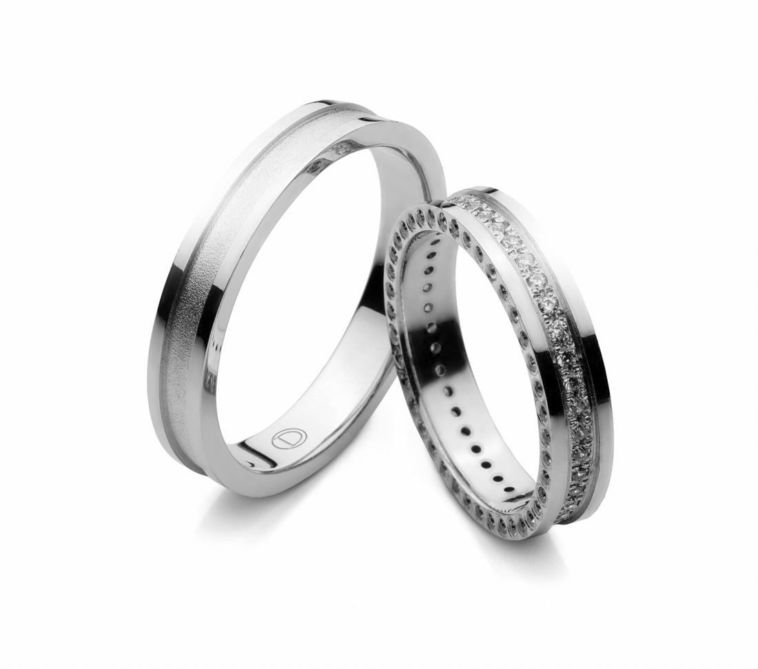 snubní prsteny 4020