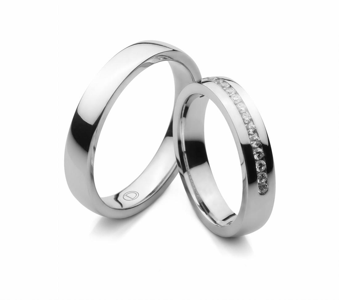 snubní prsteny 4075